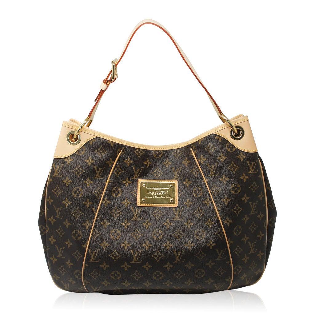 c70c1b7de78a Louis Vuitton Galliera GM Monogram Handbag with Receipt and Dust Bag at  1stdibs