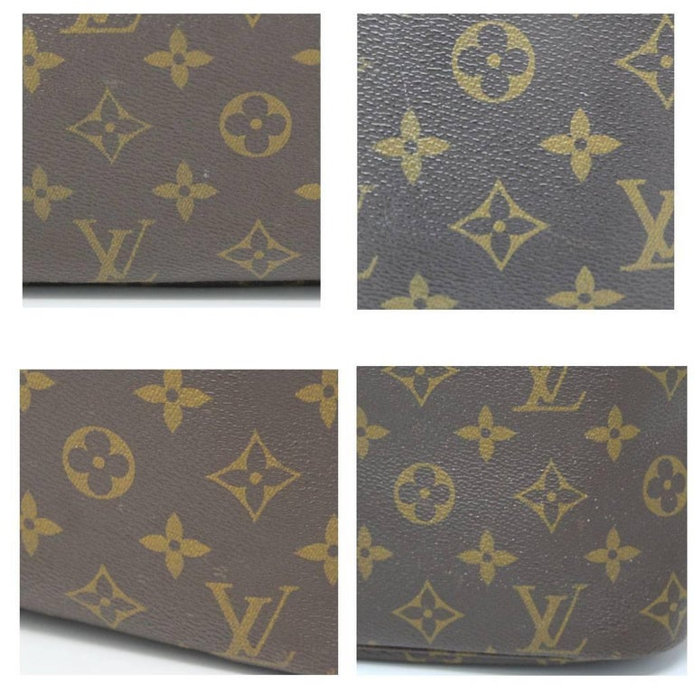 Women's Louis Vuitton Neverfull MM Monogram Canvas Tote Bag For Sale