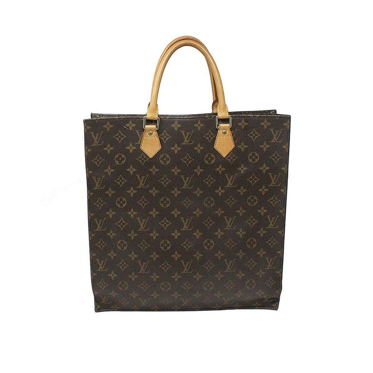 Brand: Louis Vuitton Style: Tote Handles: Calfskin Leather Rolled Handles; Drop: 5