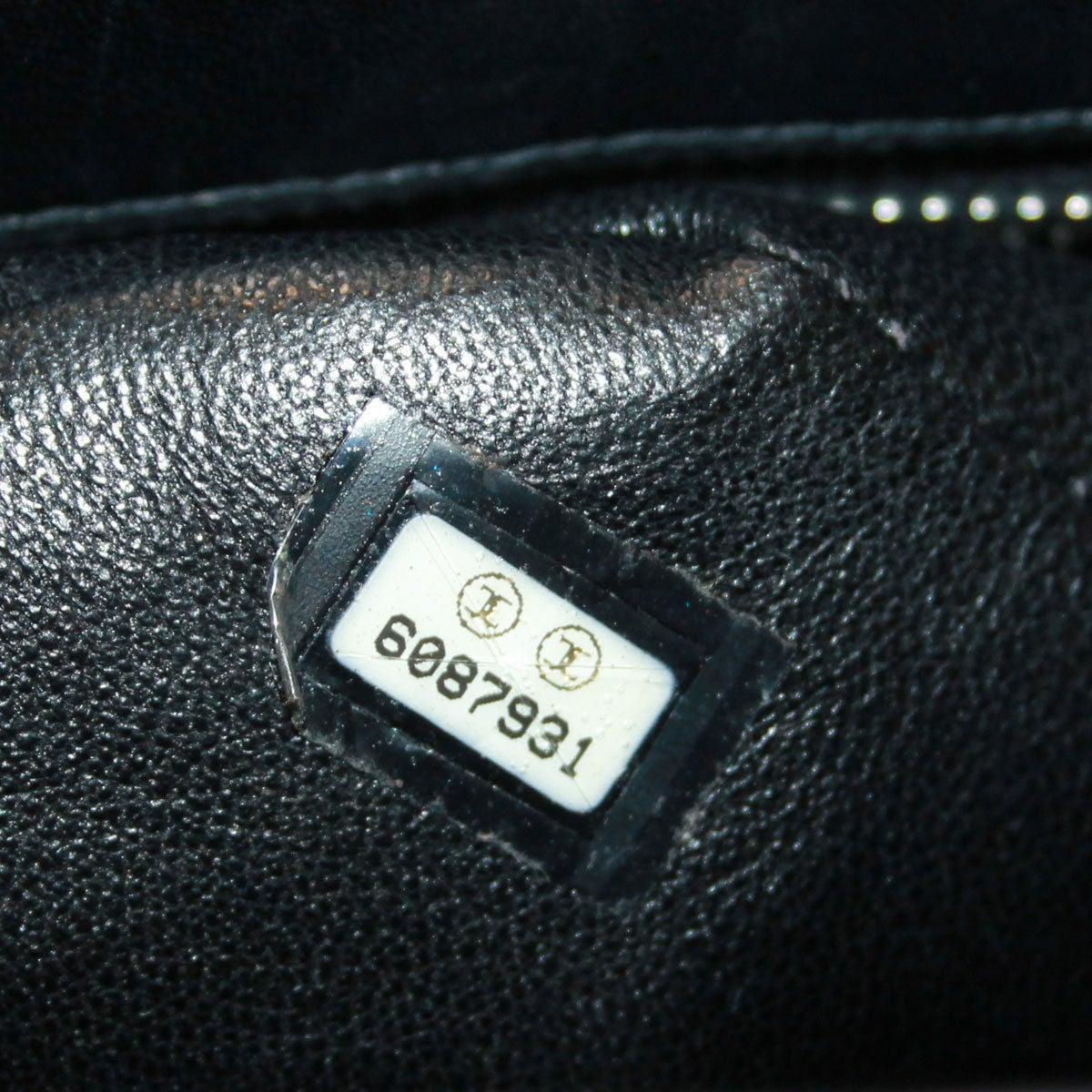 handbags shoulder bags chanel chanel caviar leather stitched cc flap ...