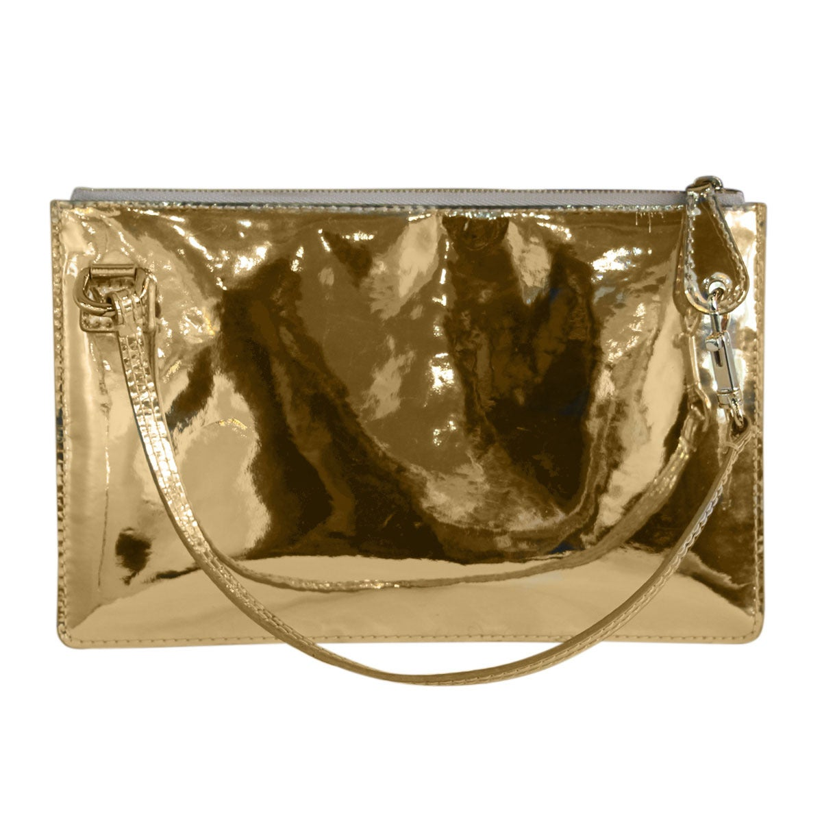 Louis vuitton limited edition gold miroir pochette clutch for Louis vuitton miroir collection
