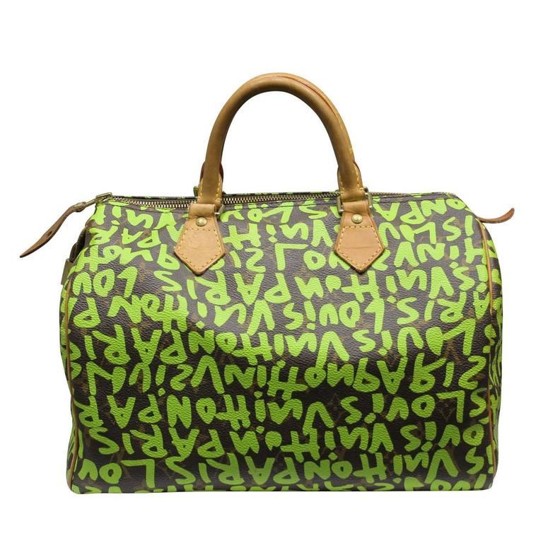 f4a78a7d5bb8 Company  Louis Vuitton Style  Stephen Sprouse Graffiti Handbag Handles   Cowhide Leather Rolled Handles