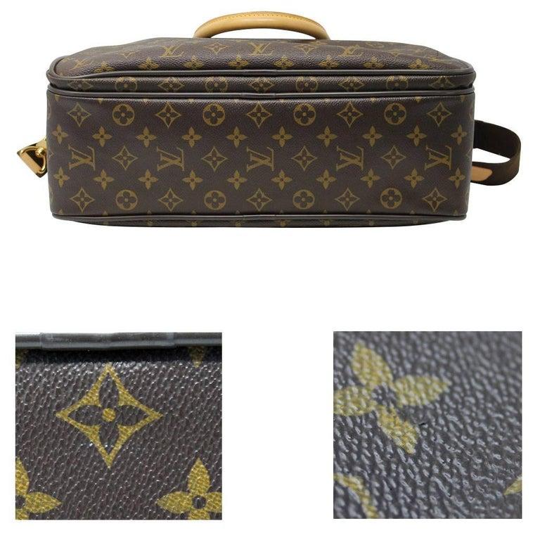 Louis Vuitton Icare Monogram Laptop Case Messenger Bag At
