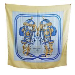 Hermes 100% Silk Brides de Gala Scarf