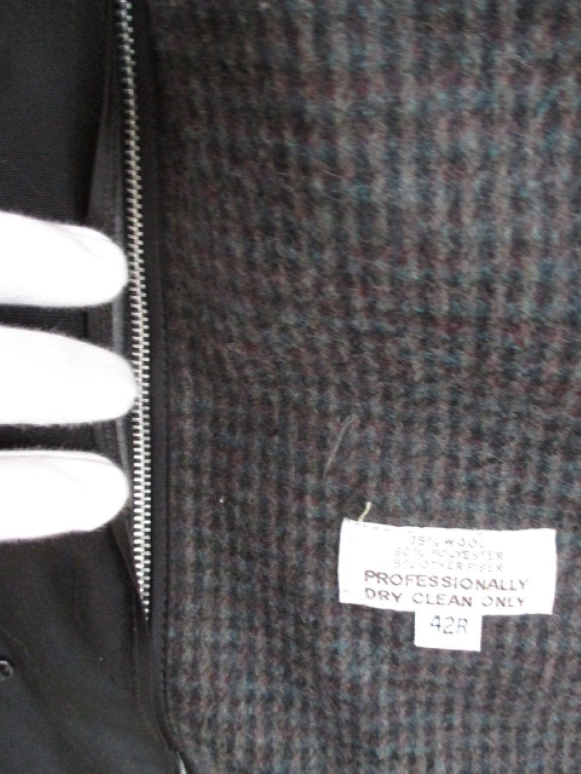 Christian Dior black men's topcoat 6