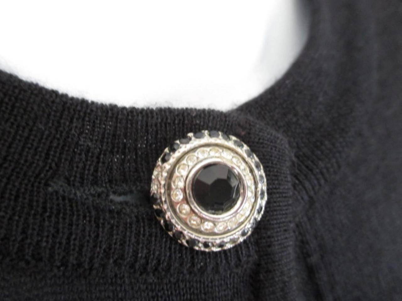 90's Gianni Versace Couture cashmere/wool/silk sweater 3