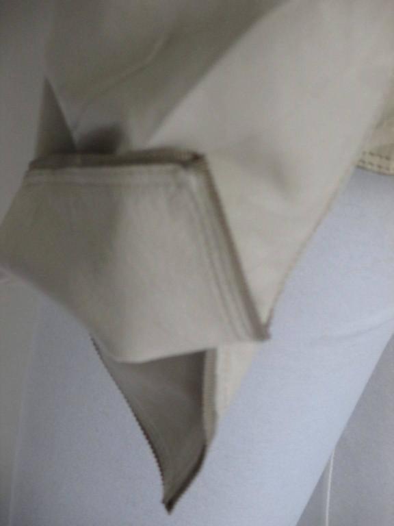 Balmain Paris soft leather jacket For Sale 1