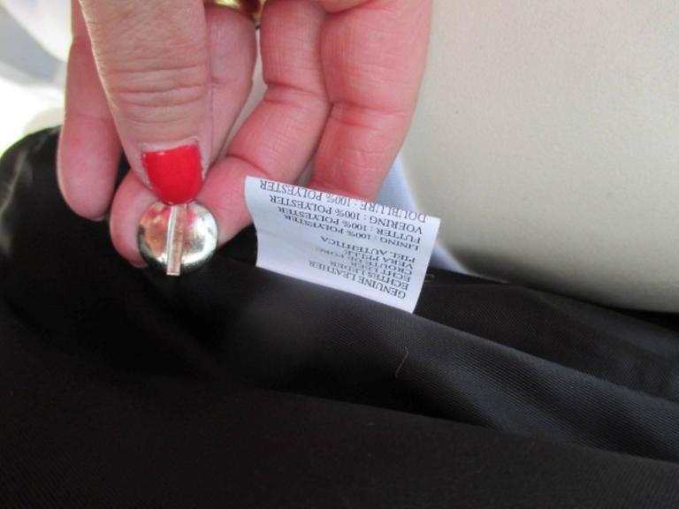 pierre cardin black leather jacket 8