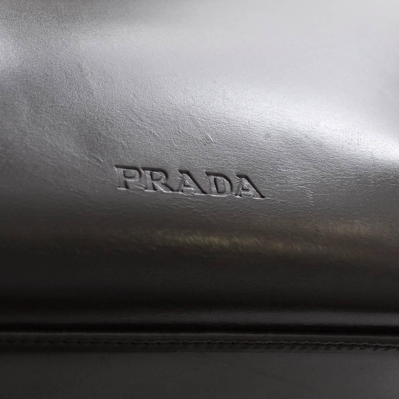 price of prada saffiano tote - Vintage Prada Handbag Chocolate Brown Leather Shoulder Bag For ...