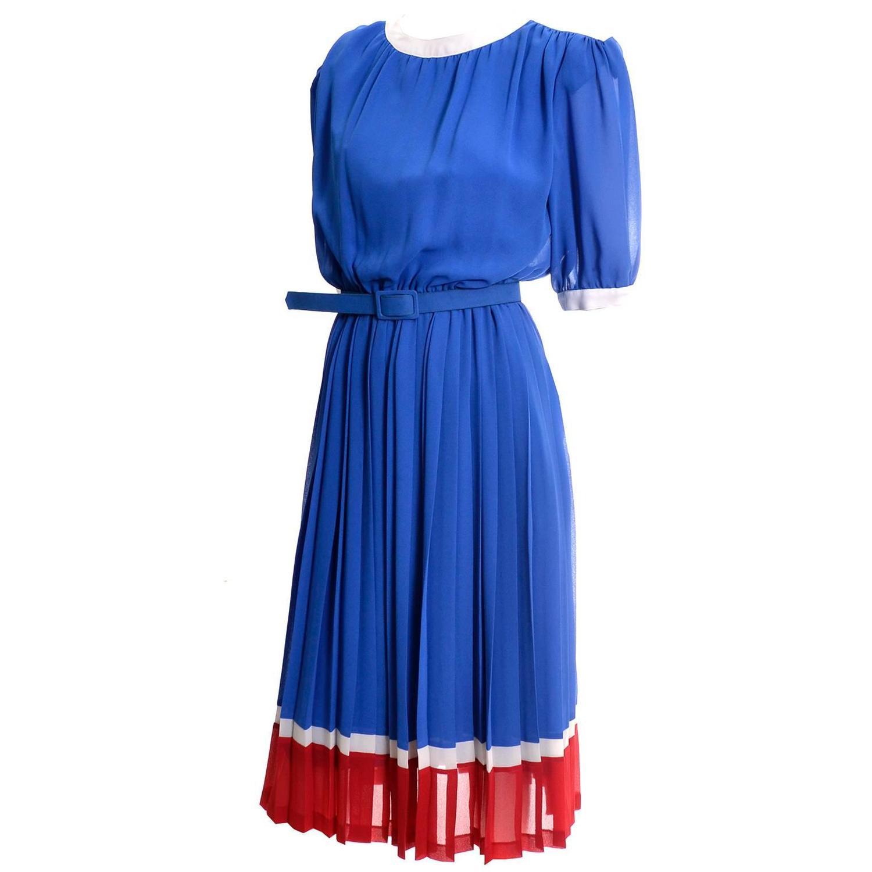 Boutique Blue Dresses