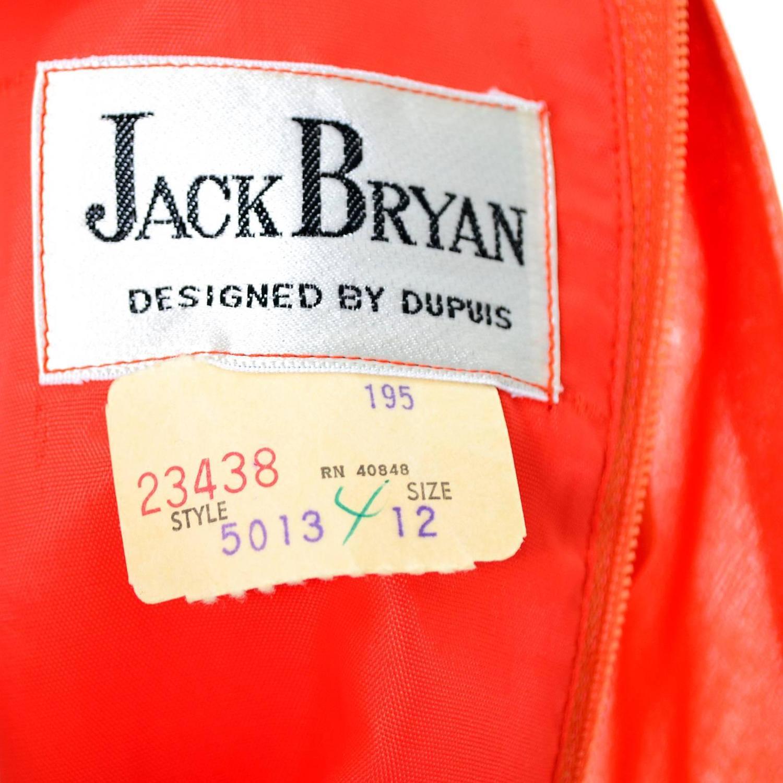 Designed By Dupuis Jack Bryan Dress