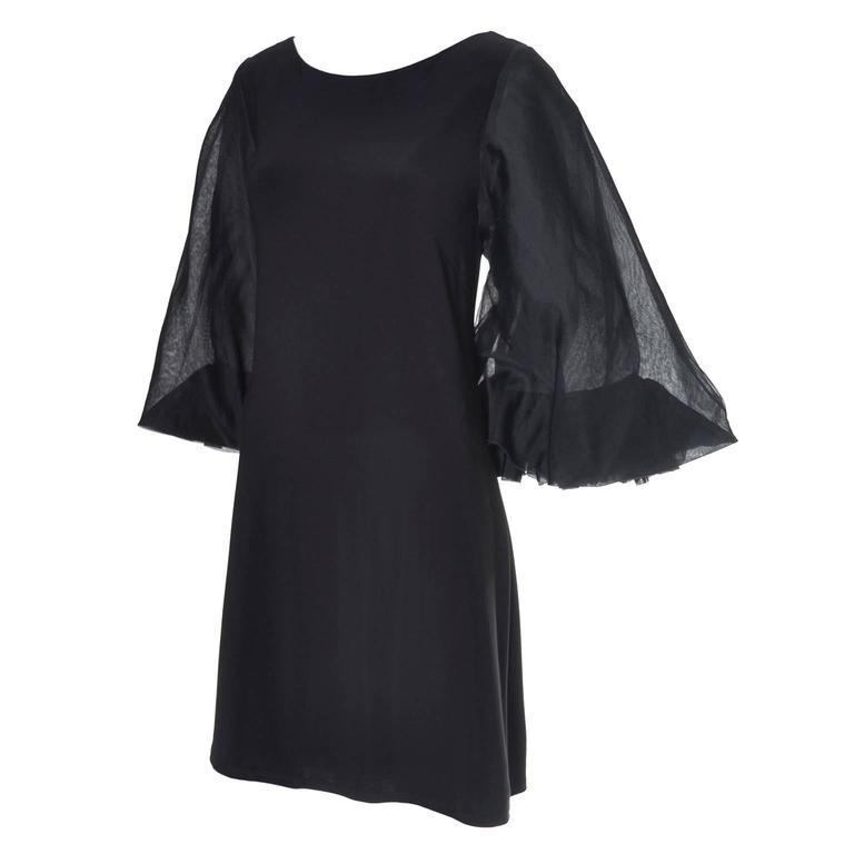 Abs Allen Schwartz Sequin Lace Cocktail Dress