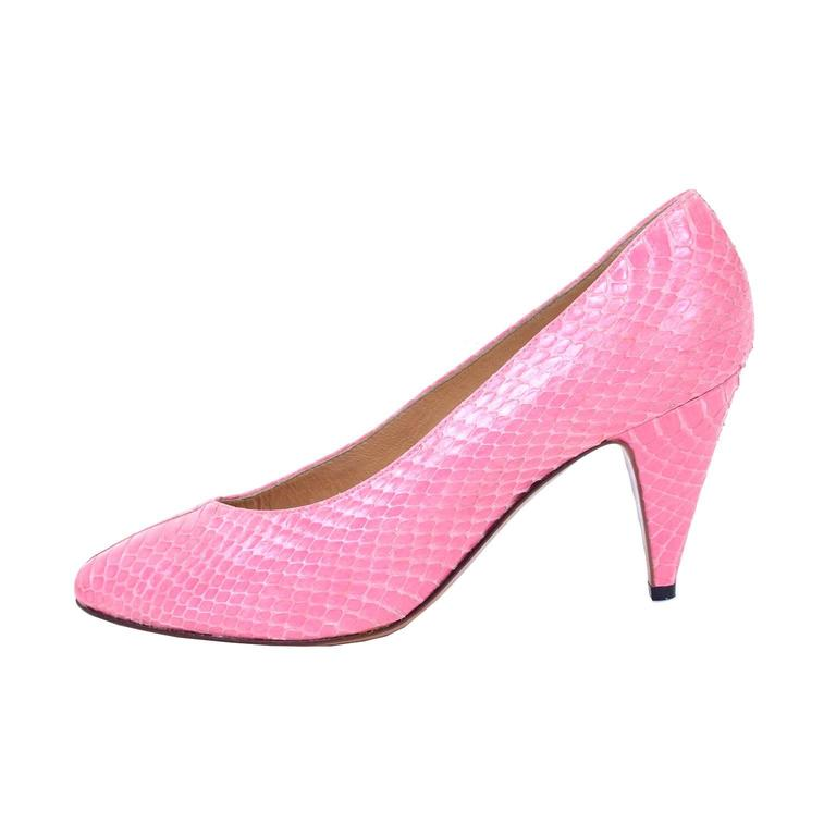 You searched for: pink snakeskin shoes! Etsy is the home to thousands of handmade, vintage, and one-of-a-kind products and gifts related to your search. No matter what you're looking for or where you are in the world, our global marketplace of sellers can help you .