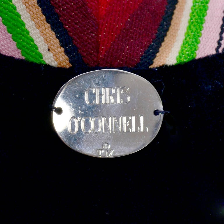 1990 Cher Owned Mermaids Vintage Southwestern Coat by Chris O'Connell W Photo 5