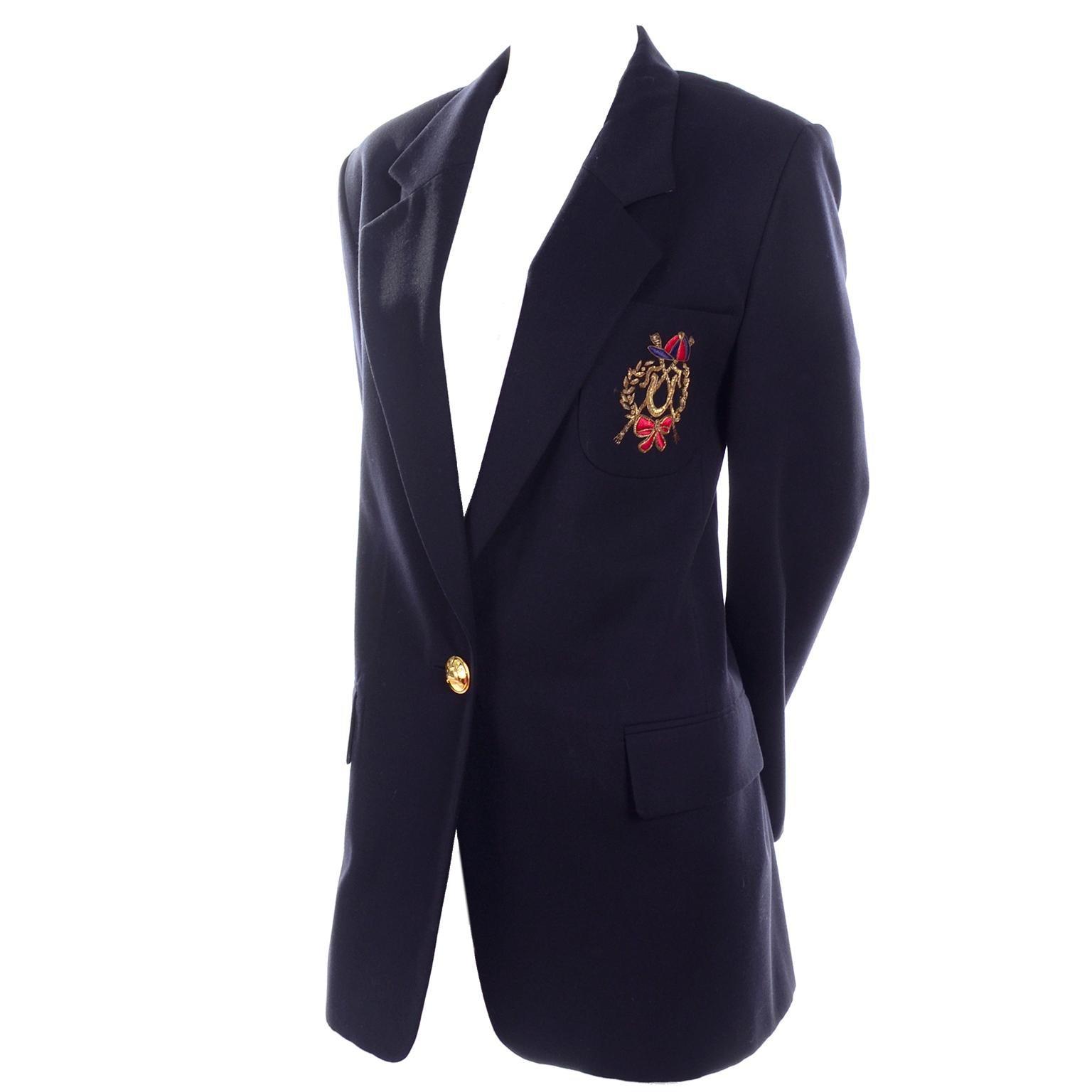 0162b8e2f856f Vintage Escada Margaretha Ley Clothing - 45 For Sale at 1stdibs
