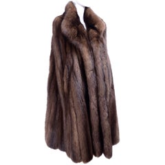 Vintage Maximilian New York Mink Fur Cape