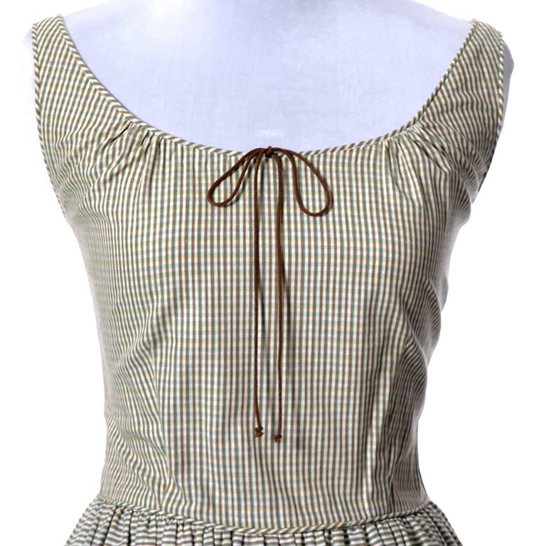 Women's Tina Leser Early 1950's Vintage Dress Jacket 2 Pc Outfit Rare Foreman Label For Sale
