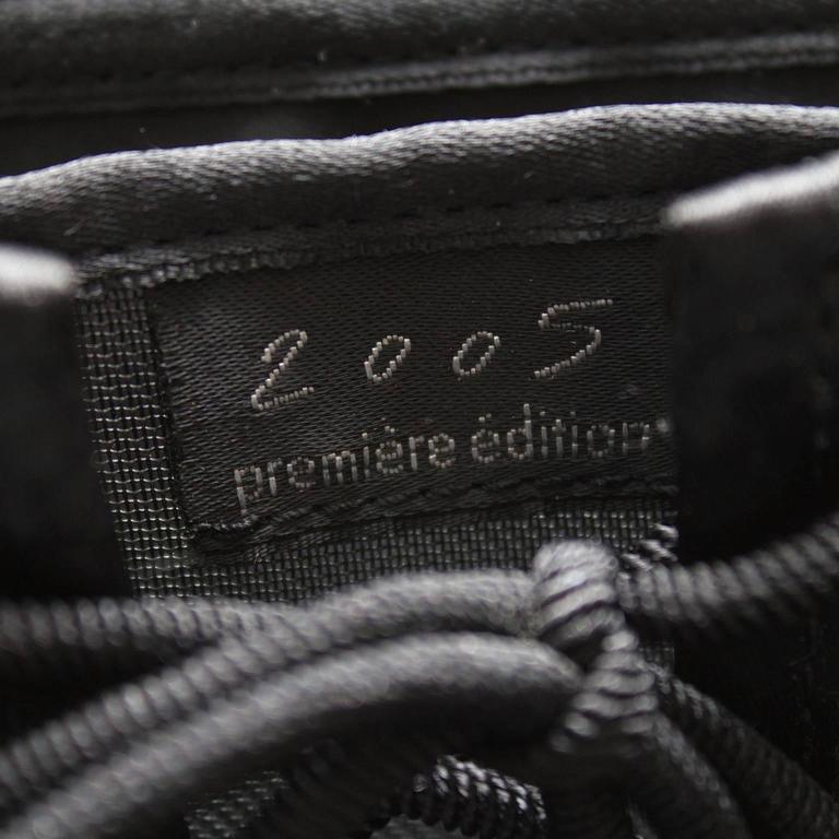 100f04b3649f 2005 Chanel Premier Edition Futuristic Hard Shell Handbag For Sale 3