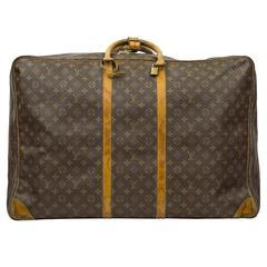 """1980's Louis Vuitton """"Sirius 70"""" Monogram Suitcase"""