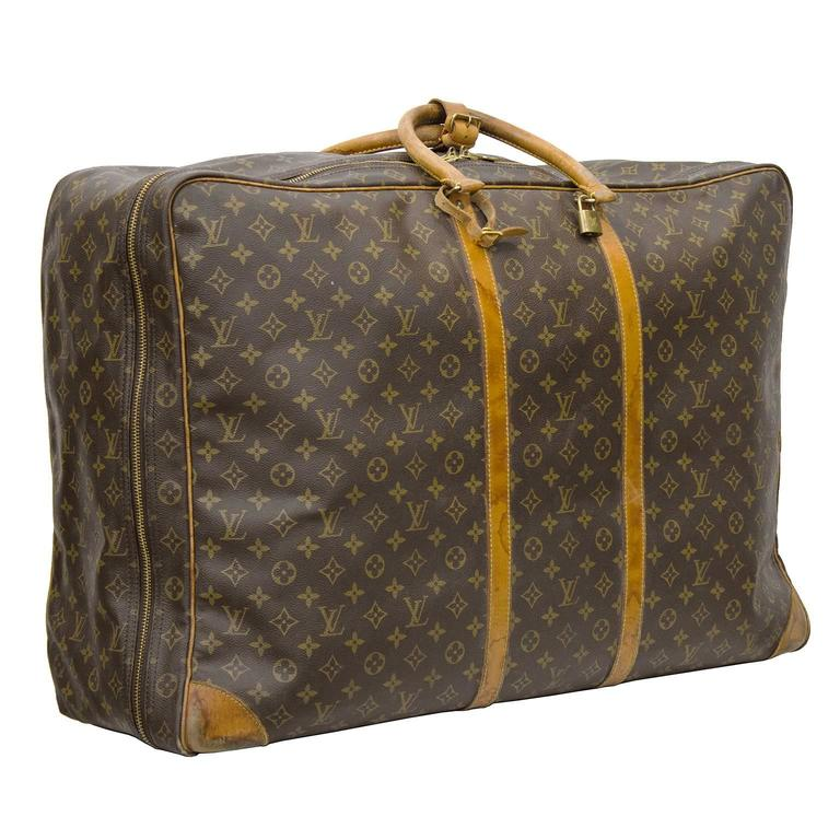 Travel in style with this ultra chic Louis Vuitton Sirius 70 suitcase   large enough to d9f68ed6e1