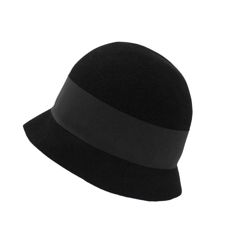 1950 s Jean Patou Black Hat at 1stdibs c5a325073e5