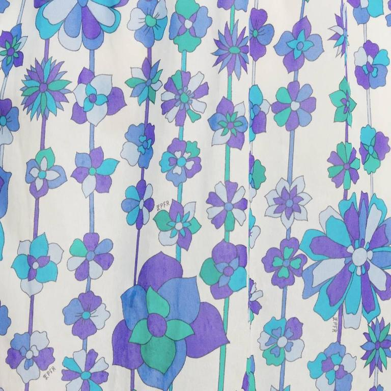 Two (2) 1970's Emilio Pucci For Formfit Rogers Slip Dresses For Sale 1