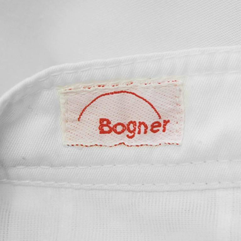 1970's Bogner Tennis Skirt 6