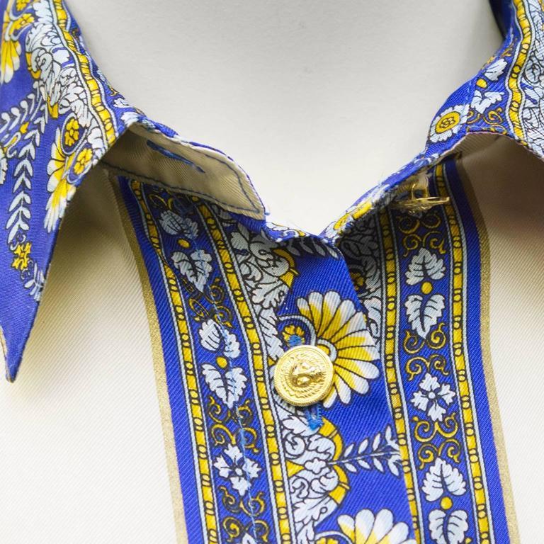 Circa 2000 Versus Silk Print Shirt 4