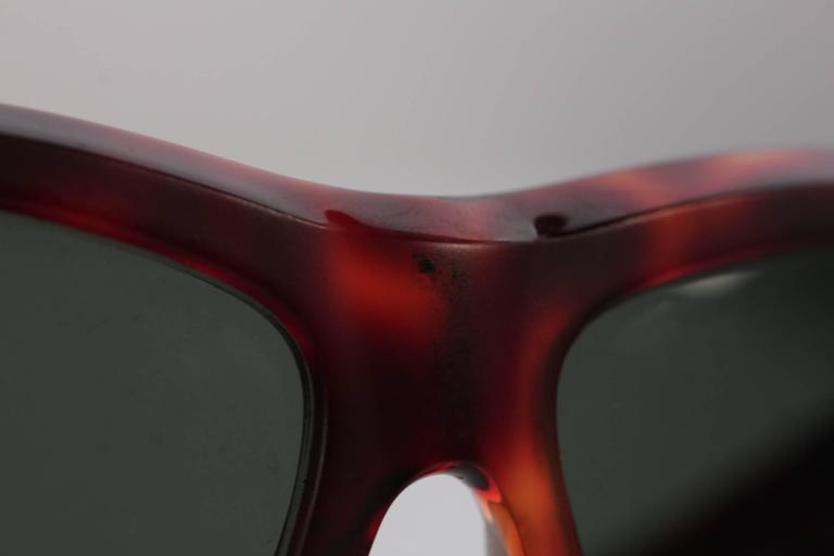 8470d810d3314 Black RAY BAN B L Vintage tortoise brown SUNGLASSES ONYX WO 794 eyewear w  CASE For