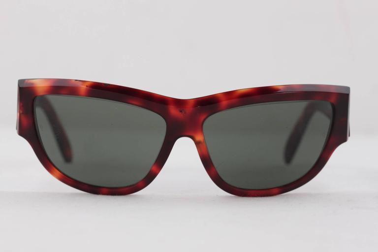 f33556807ebe8 Women s or Men s RAY BAN B L Vintage tortoise brown SUNGLASSES ONYX WO 794  eyewear w