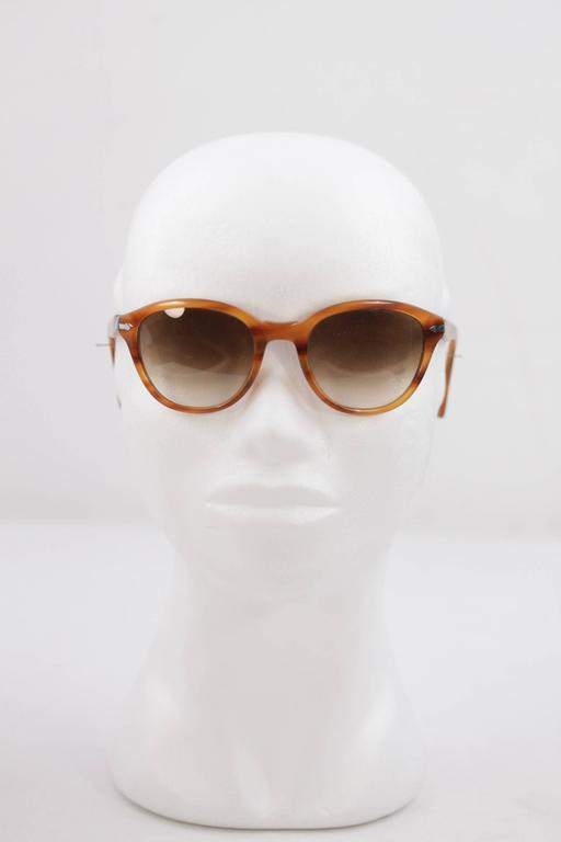 PERSOL Tan SUNGLASSES 3025 S Capri Edition EYEWEAR Eyeglasses SHADES 8