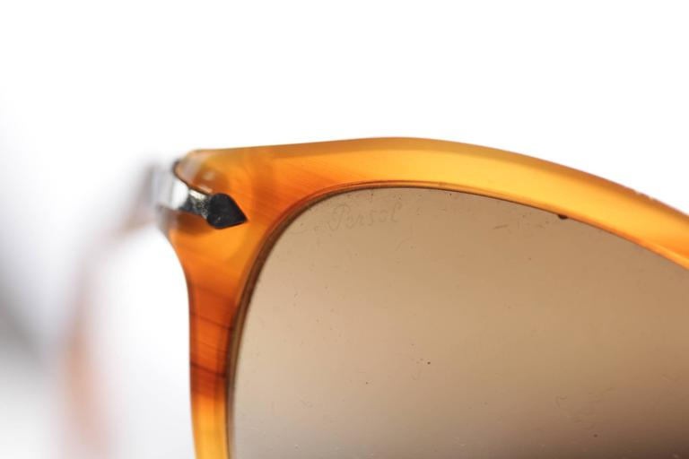 PERSOL Tan SUNGLASSES 3025 S Capri Edition EYEWEAR Eyeglasses SHADES 7