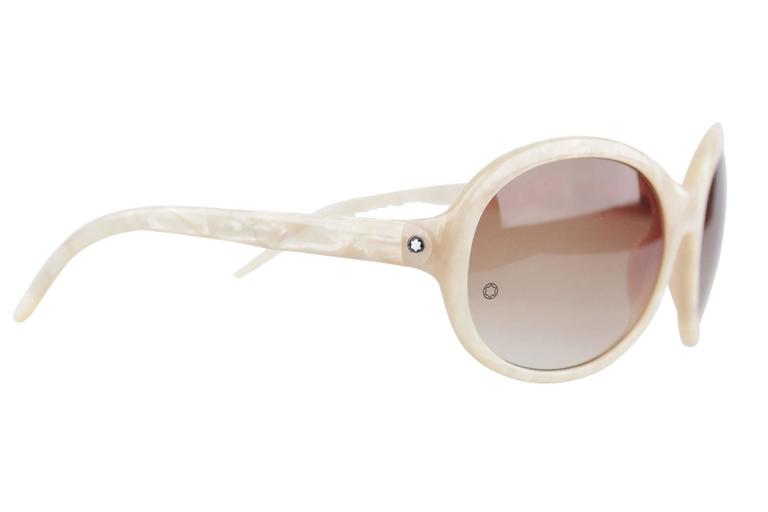 - Women sunglasses, signed MONTBLANC (Made in Italy)