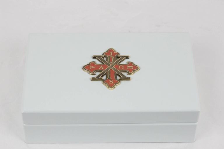 TIBALDI Limited Edition COSTANTINIAN ORDER OF ST GEORGE FOUNTAIN PEN Rare For Sale 4