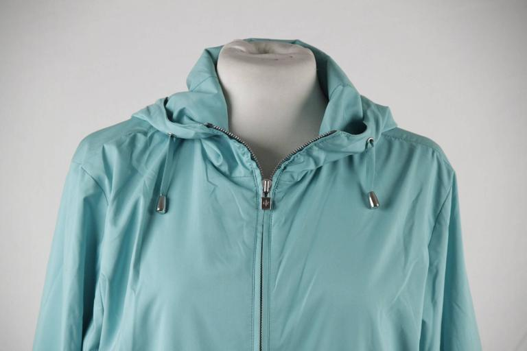 Brand: LORO PIANA - made in Italy  Logos / Tags: 'LORO PIANA Rain & Storm System - Rain & Wind Protection - made in Italy' tag, size tag (42 IT), composition tag, signed hardware  Condition rate & details (please read our condition chart