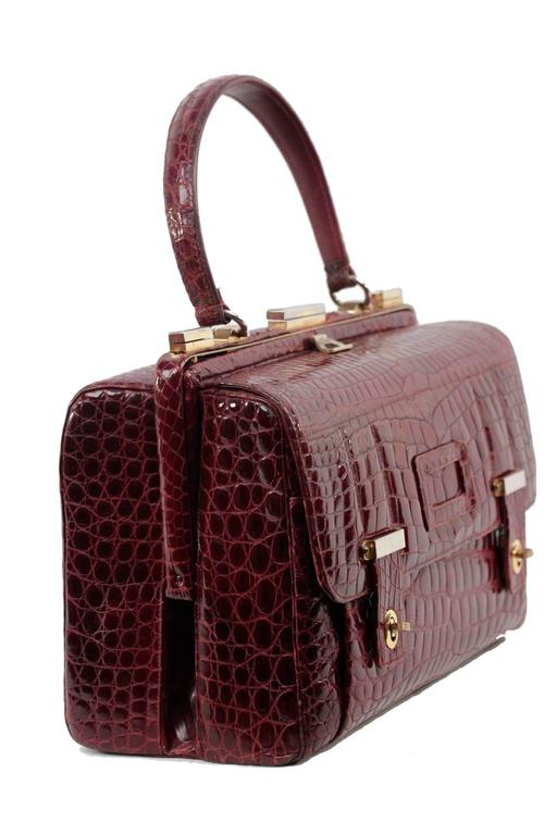 Doctor Bag Top Handle Handbag For Logos Tags Unbranded Condition Please Read Our Chart Below B