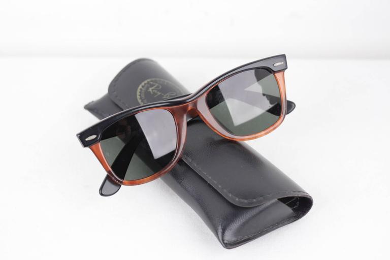 c88725ab1b9d5 B L Ray Ban Case. Luxury vintage Sunglasses ...