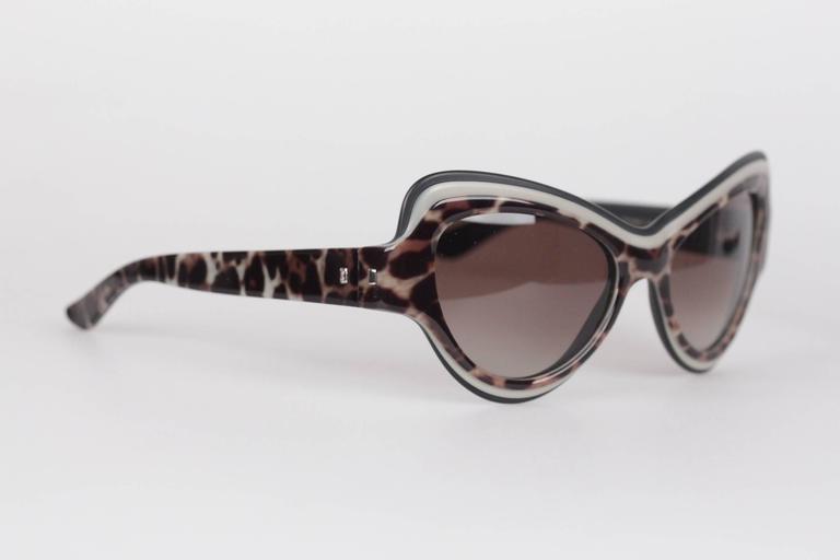70cd4f2237e4 YVES SAINT LAURENT Cat-Eye Sunglasses YSL 6366/S 53mm 135 MINT and ...