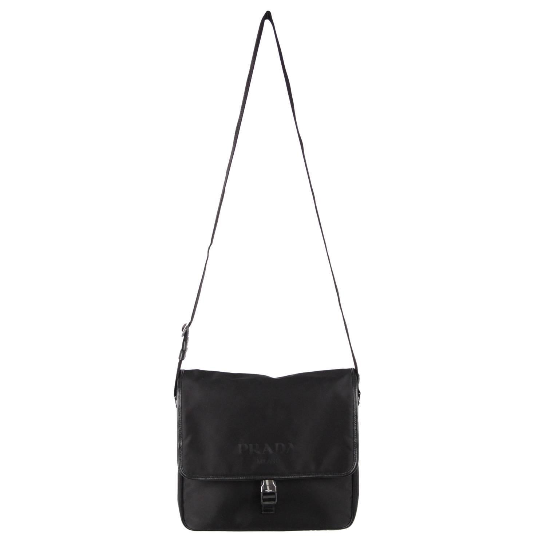 ... best price prada black nylon crossbody bag for sale at 1stdibs f180b  c03f6 9c896d15a7b77