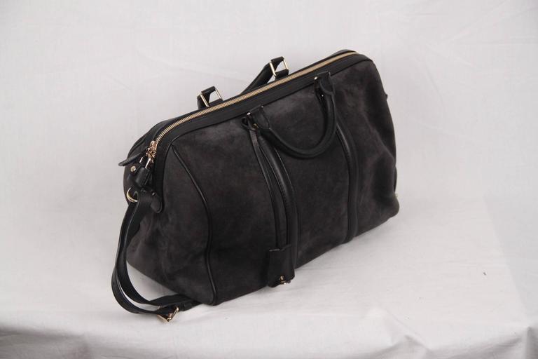 Louis Vuitton Black Mm Sofia Coppola Boston Bag J94oeQ