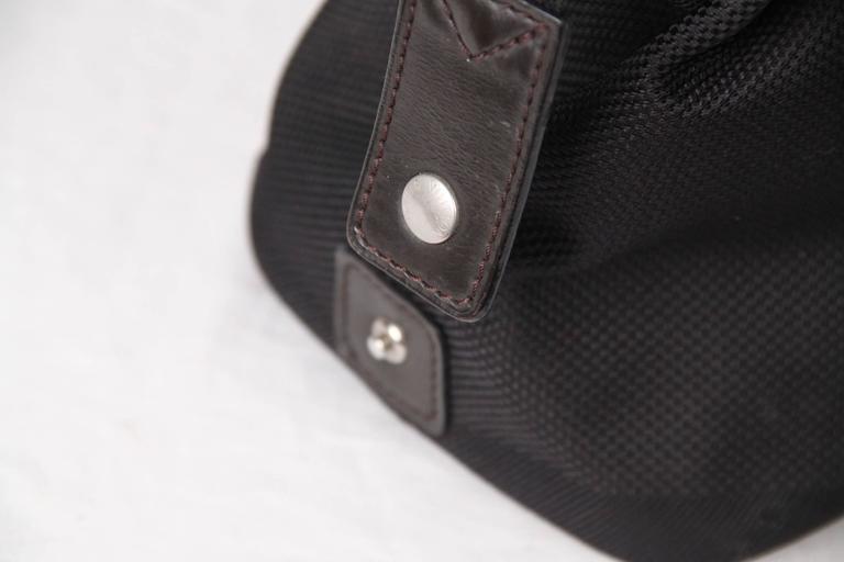 authentic louis vuitton black damier geant canvas albatros cosmetic bag for sale at 1stdibs