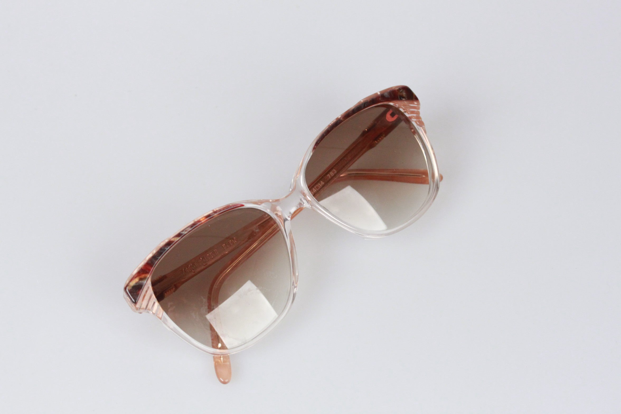 339f126e774 Yves Saint Laurent Vintage Sunglasses Sophocle 783 54mm Frame France For  Sale at 1stdibs