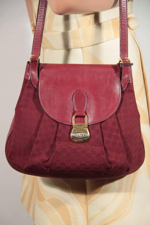 Gucci Chartreuse Canvas Monogram Handbag LJ8mE