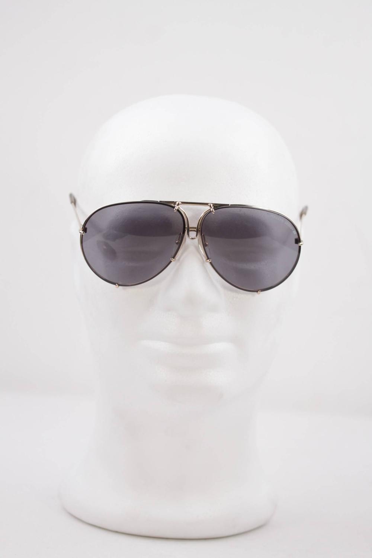 Porsche Design By Carrera Vintage Sunglasses Gold Blue