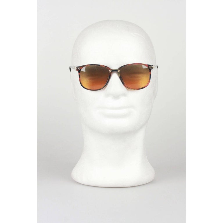 S.T DUPONT Brown Sunglasses M D1010 /20 C 3270 53/17 145 For Sale 3