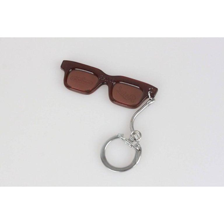 Persol Ratti Berry Torino Vintage Sunglasses Keyring Charm For Sale 1
