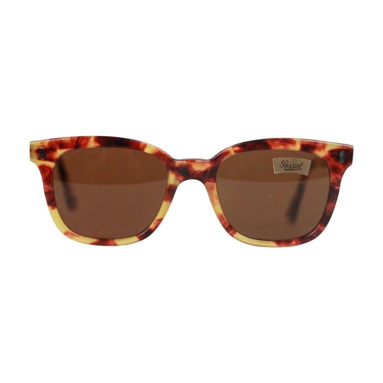 Persol Ratti Vintage Tortoise Sunglasses 9231/50 Eyeglasses