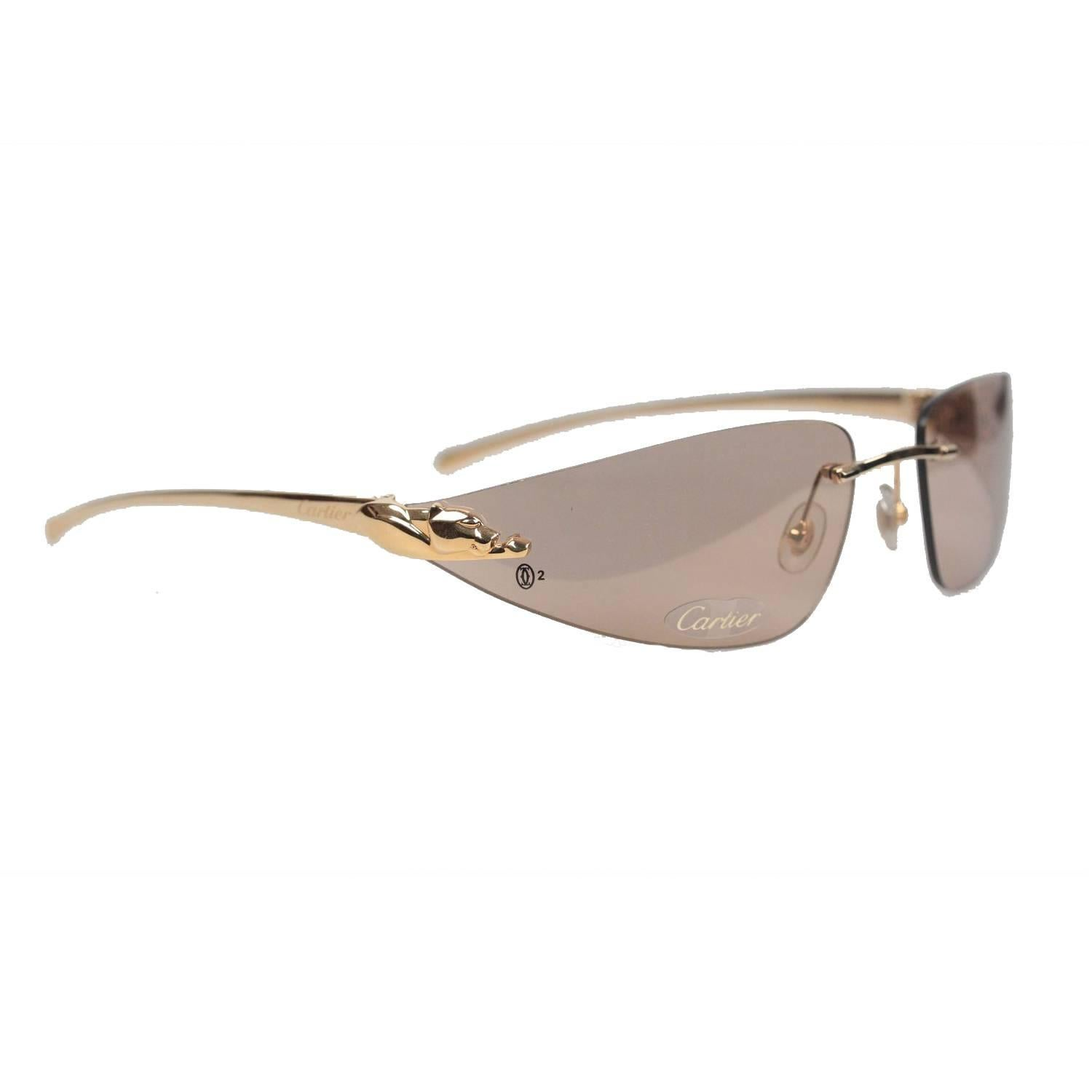 b7045bc7453a Cartier Rimless Glasses « One More Soul