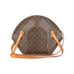 Louis Vuitton Monogram Canvas Ellipse GM Shoulder Bag