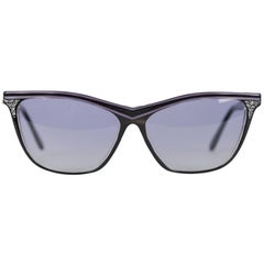 Yves Saint Laurent Vintage Sunglasses 60mm Mod. Hyrtios New Old Stock
